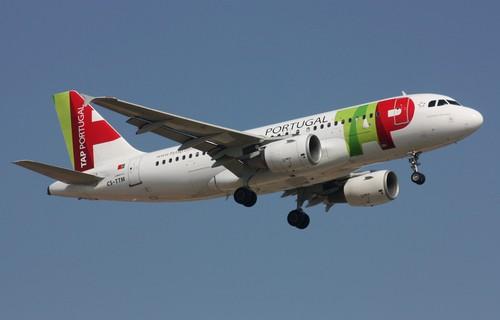 самолет Tap Portugal